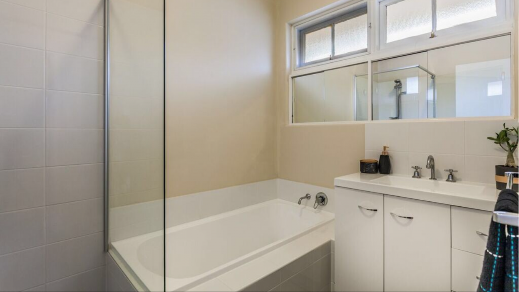 Mulligan Bathroom Renovation After
