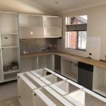 Wembley Downs Kitchen Renovation During