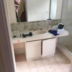 Swan View Ensuite Bathroom Renovation During