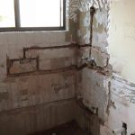 Como Bathroom Renovation During