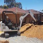 Mulligan Landscaping Earthworks Renovation During