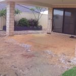 Brennan 01 Backyard Before